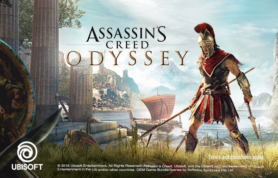 MSI - Assassin's Creed® Odyssey