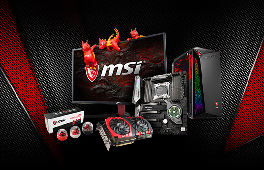 MSI - Write a review