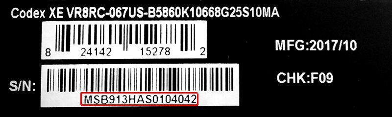 Warranty Information   MSI USA