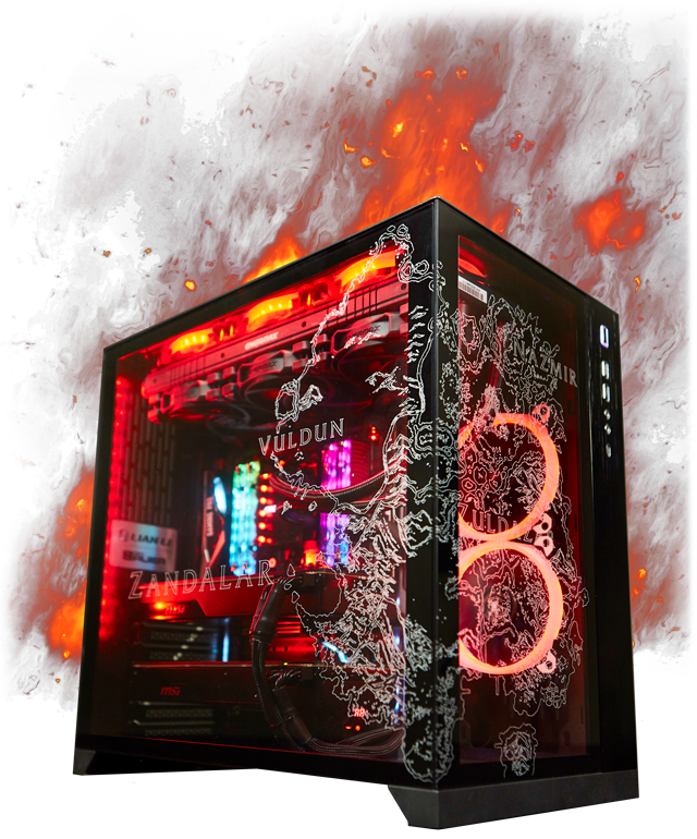 Battle For Azeroth Custom PC Giveaway | MSI USA