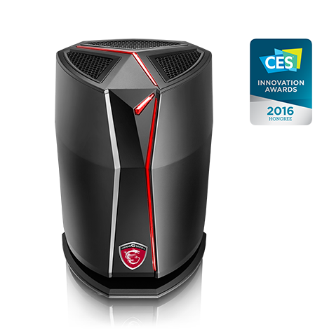 msi ships vortex the world s smallest gaming tower with