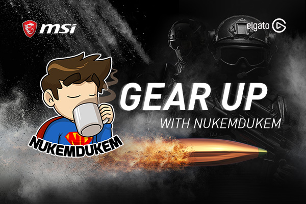 Gear Up with NukemDukem